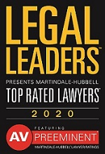 Legal Leaders 2020