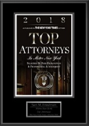 Top Attorneys In Metro New York
