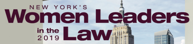 New York's Women Leaders in Law 2019
